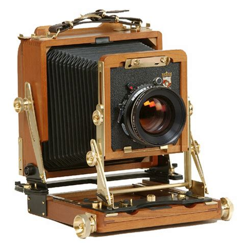 4 x 5 and the benefits, or not, of slowing down outdoor