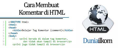 membuat form komentar di html info komputer
