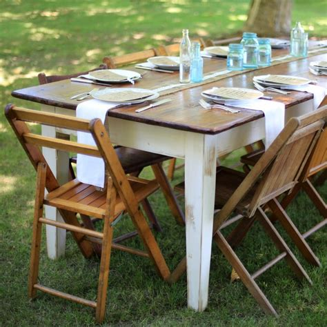 farm tables for rent best 20 rustic farm table ideas on kitchen