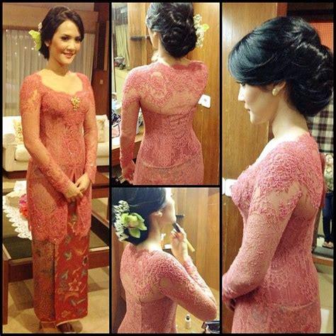 Model Rambut Qanita by Kebaya Dan Sanggul Moderen Model Kebaya Modern Untuk
