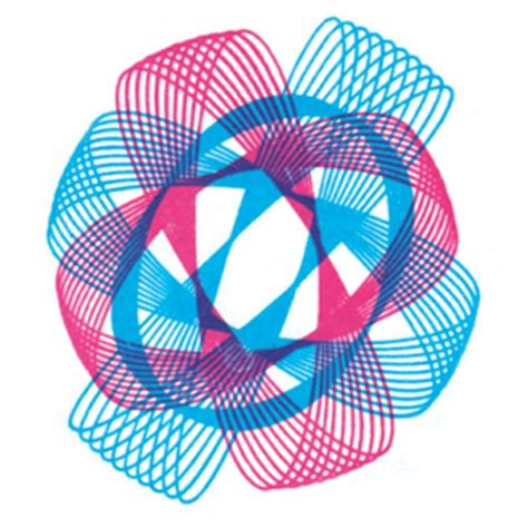 spirograph pattern maker 34 best spirograph crafts images on pinterest spirograph
