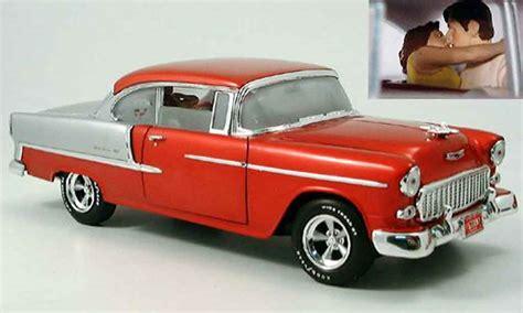 Miniatur Motor Diecast Ixo Montesa Impala 1 24 chevrolet bel air 1955 rojo gris ertl coches miniaturas 1