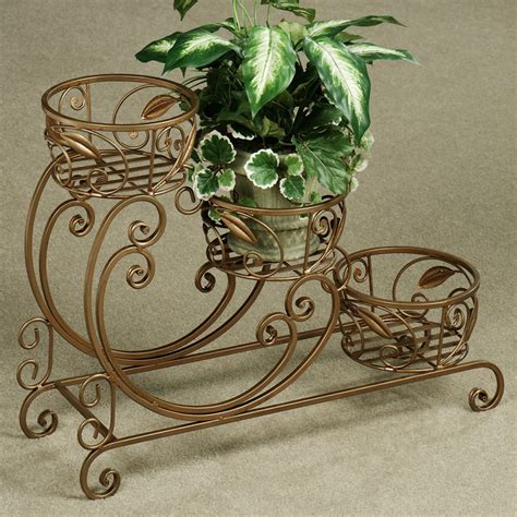 wrought iron planter exquisite wrought iron tiered planter for indoor garden offer elaborate lush foliage frames in