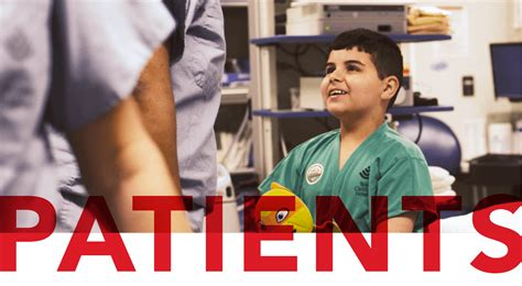 sectioning patients our mission texas children s hospital people