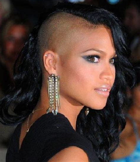 women and shaves sides of heads 20 gorgeous women who shaved their heads refined guy