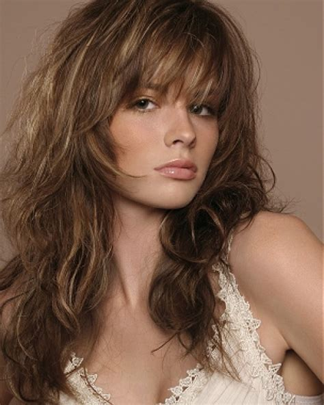 cut own hair long shag 10 long shag haircut pictures learn haircuts