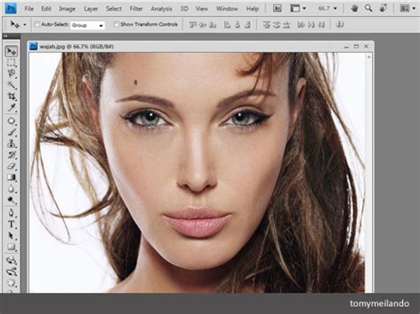 photoshop makeup tutorial membuat makeup foto dengan photoshop