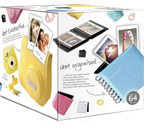 Keranjang Pasar Fuji Shopping Basket Fuji buy fujifilm instax mini8 accessory kit white free delivery currys