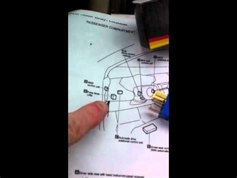 nissan murano blower fan relay repair diy youtube