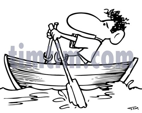 easy to draw rowboat row boats drawing www pixshark images galleries