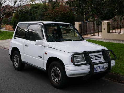 Suzuki Vitara 1995 1995 Suzuki Vitara Partsopen