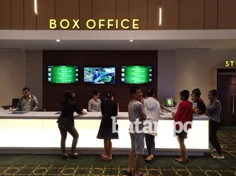 cinema 21 hari ini hari ini tcc cinema xxi dibuka batos co id