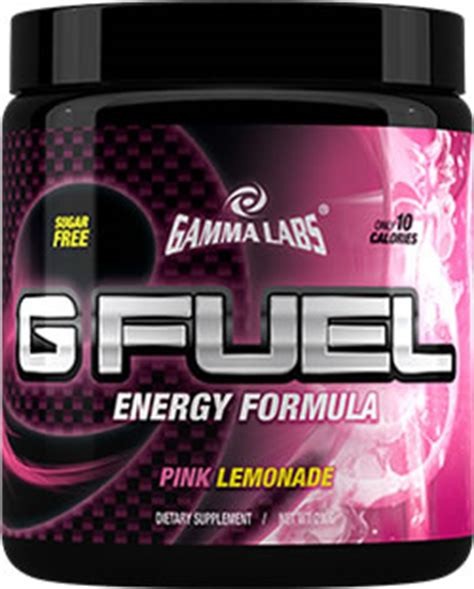 g fuel energy drink ingredients caffeine in g fuel energy drink mix