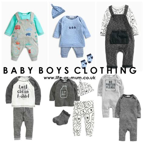 as uk family lifestyle baby clothes with next