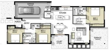 5 Bedroom House Plans the madrid house plan