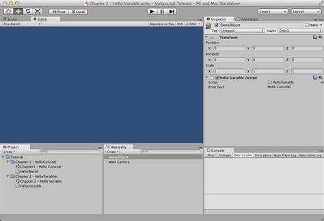 tutorial javascript unity programming with unity tutorial unityscript javascript