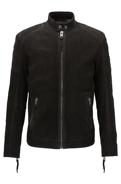 Suede Bludru Not Leather Ip55sse66s677 suede leather jacket jeepo