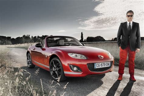 mazda mx 5 racing mazda mx 5 quot racing by mx 5 quot une s 233 rie limit 233 e 224 25 unit 233 s