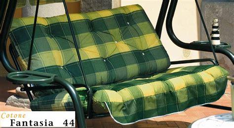 cuscini per dondolo 3 posti cuscino per dondoli 3posti scab scab giardino s p a