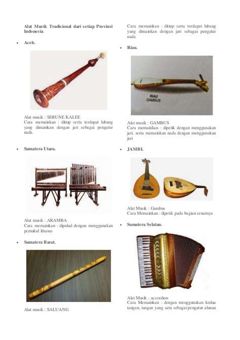 cara membuat ktp jakarta dari daerah alat musik tradisional dari setiap provinsi indonesia
