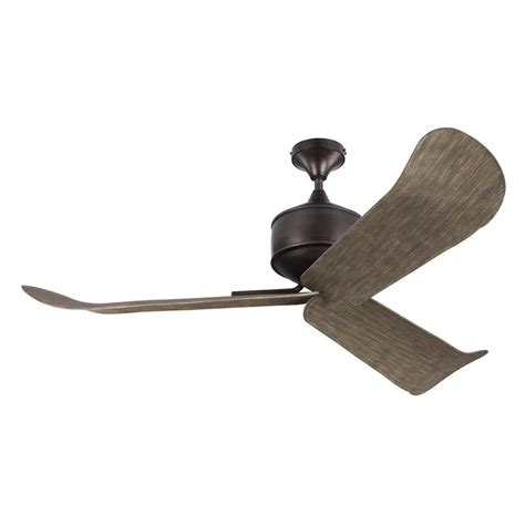 outdoor ceiling fans monte carlo 56 in outdoor aged pewter ceiling fan