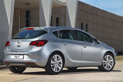 Opel South Africa by Opel Astra Hatch In South Africa