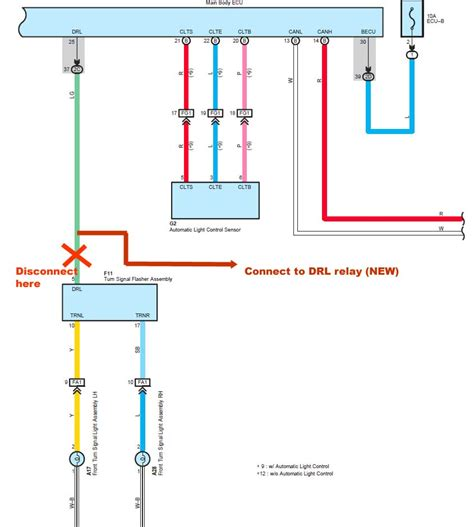wiring diagram for trailer hookup in 2012 sr5 toyota