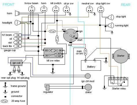 chopcult proofread my shovelhead wiring diagram