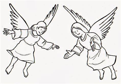 imagenes angeles navideños para colorear el renuevo de jehova angeles imagenes para colorear