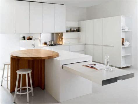 cucine con tavoli estraibili tavoli a scomparsa soluzioni salvaspazio tavoli