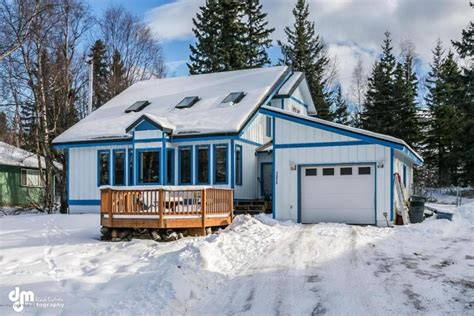 log homes for rent in anchorage alaska