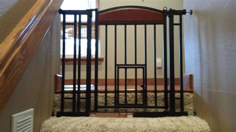 dog gate for inside house gates for dogs indoors