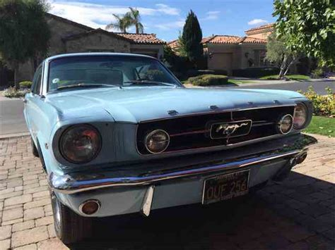 64 ford mustang for sale 1964 ford mustang for sale on classiccars