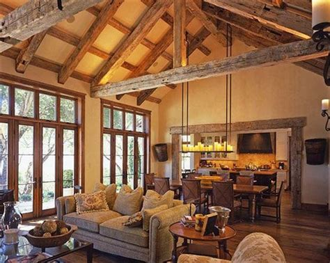 mountain home decorating ideas living room appealing log cabin living rooms pinterest