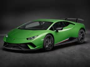 Lamborghini Rental San Antonio The Hurac 225 N Performante Is The Ultimate Lamborghini San