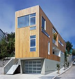 Modern Home Narrow Lot House Designs