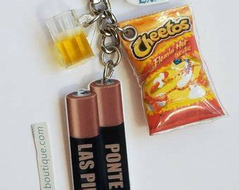 tapatio keychain cheetos etsy