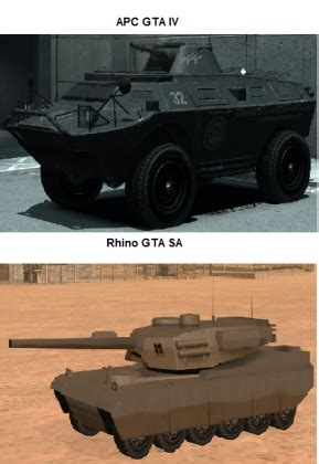 gta v will feature two armored military vehicles?