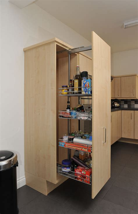 Corner Carousel Kitchen Cabinet by Disabled Adapted Kitchen By A Wheelchair User