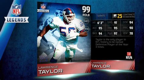 Madden 15 Card Template by Madden 15 Throwback Graphics Contest Awkn Jury Is