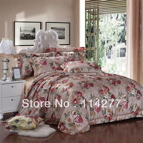 luxury comforter sets sale on sale luxury breathable viscose cotton home textile 4 pc