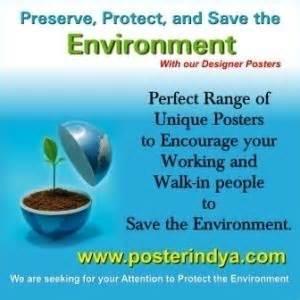 Save environment posters everything else panchkula 12304624