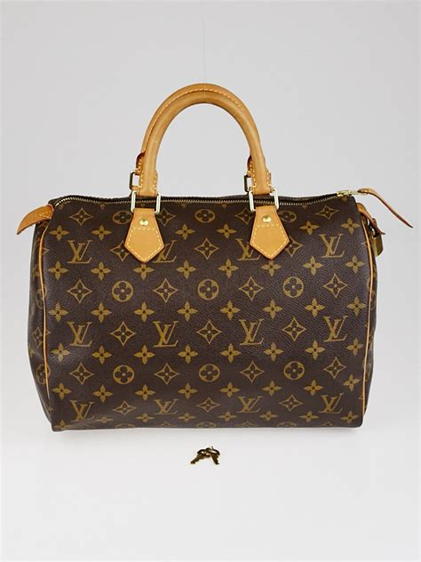 5 Reasons To Buy Louis Vuitton Speedy Bag by Louis Vuitton Monogram Canvas Speedy 30 Bag Yoogi S Closet