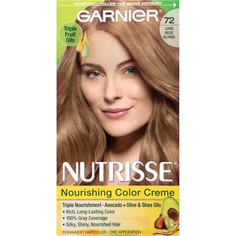 garnier foam hair color garnier nutrisse nourishing color foam