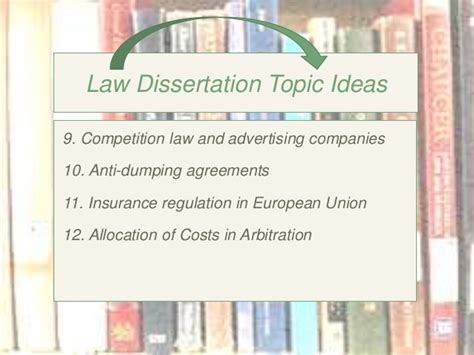 eu dissertation topics dissertation topics ideas