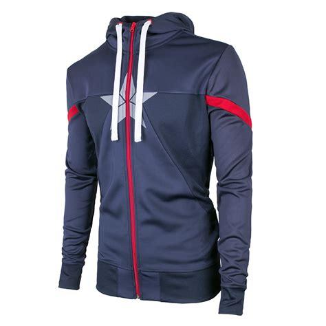 this captain america civil war hoodie is battle ready geektyrant