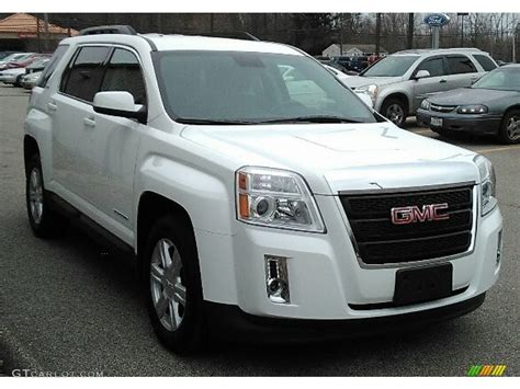 2014 gmc terrain interior 2014 summit white gmc terrain sle awd 119135447