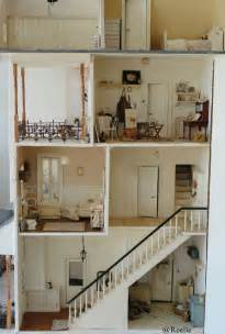 Dollhouse Interior Design by Best 20 Dollhouse Interiors Ideas On Pinterest Diy