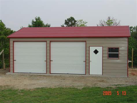 Garage Packages Nc metal garages steel garage prices packages