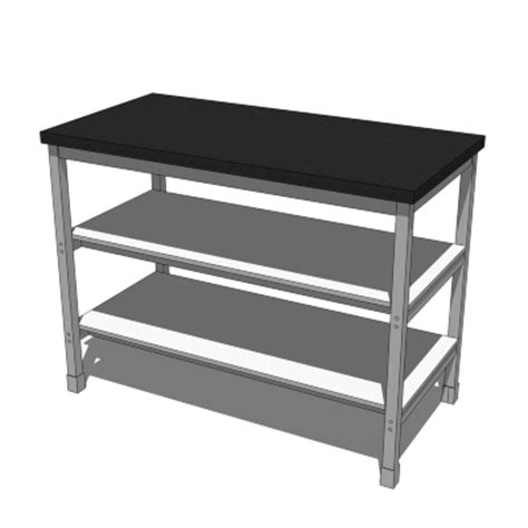 mobile kitchen island 3d model formfonts 3d models ikea utby kitchen island 3d model formfonts 3d models